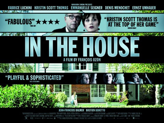 In the House Poster #2