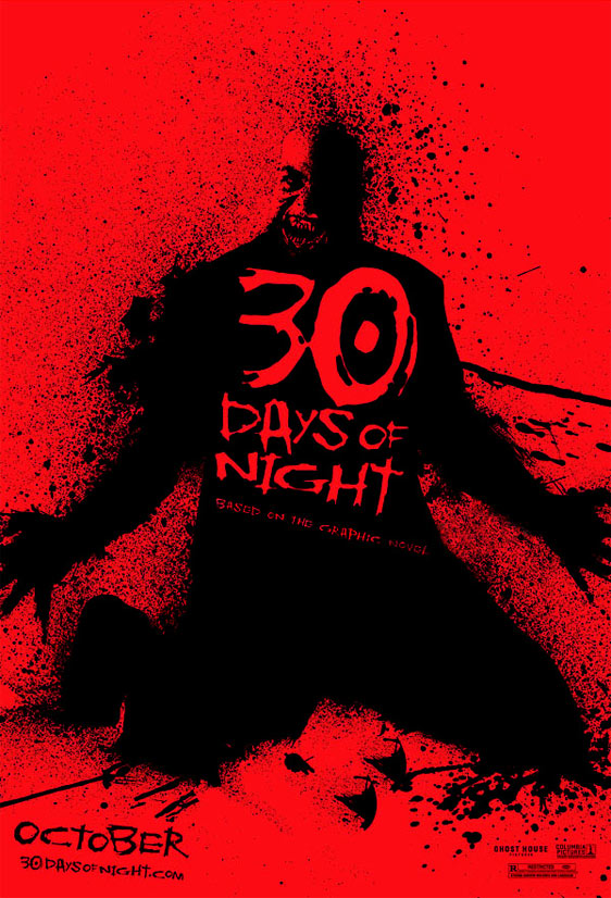 30 Days of Night Poster #3