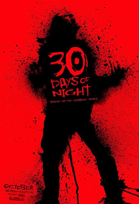 30 Days of Night Poster #4