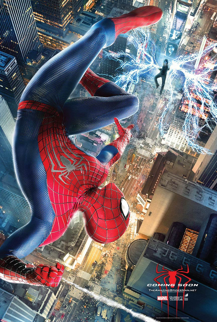 The Amazing Spider-Man 2 Poster #6