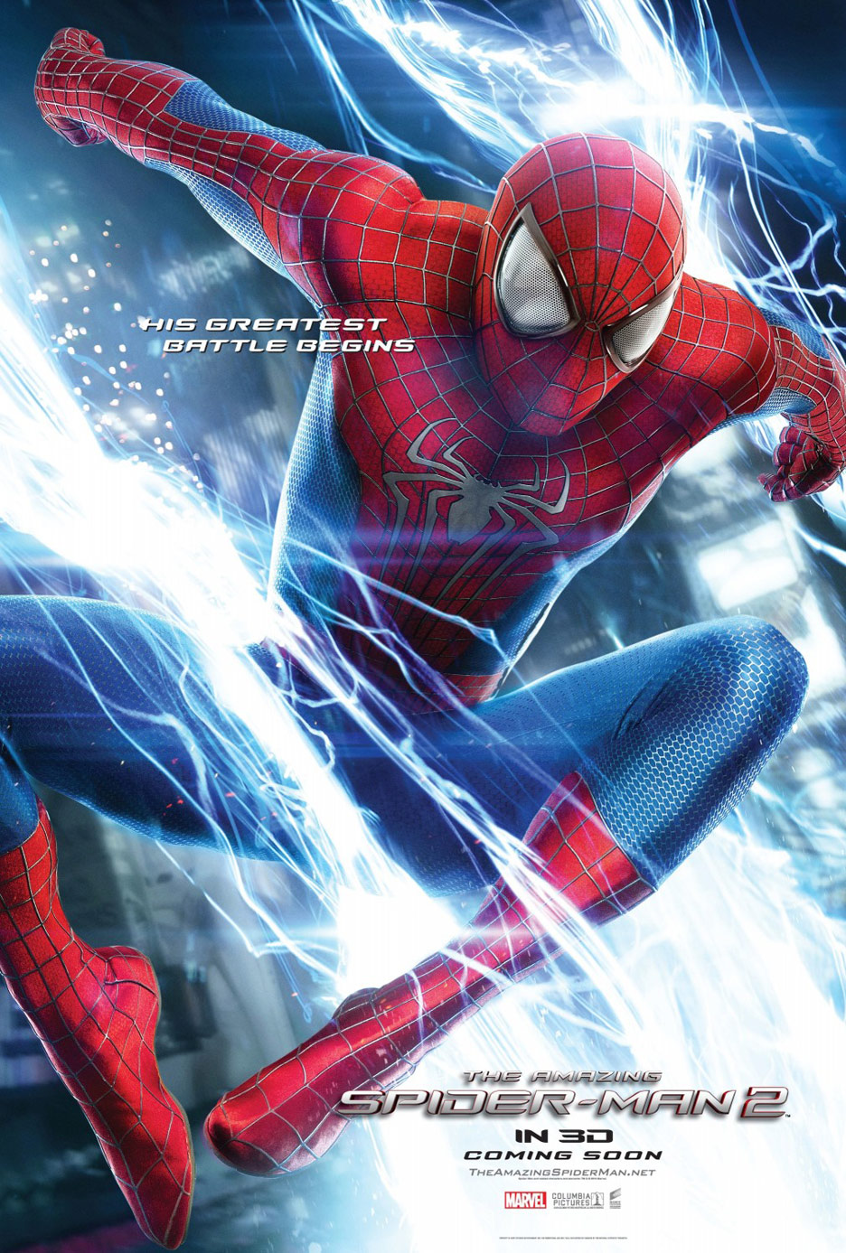 The Amazing Spider-Man 2 Poster #8