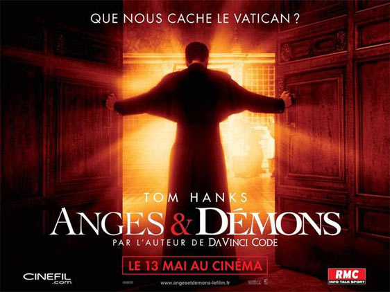 Angels & Demons Poster #10