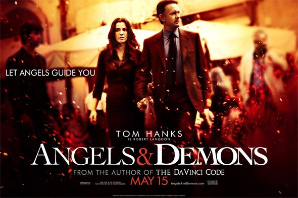 Angels & Demons Poster #11