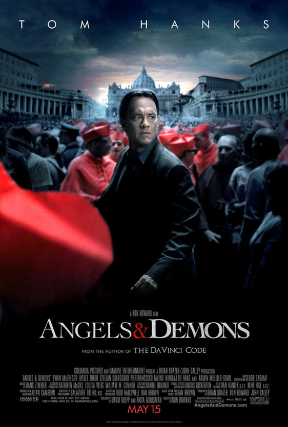 Angels & Demons Poster #3