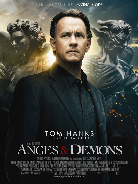 Angels & Demons Poster #4