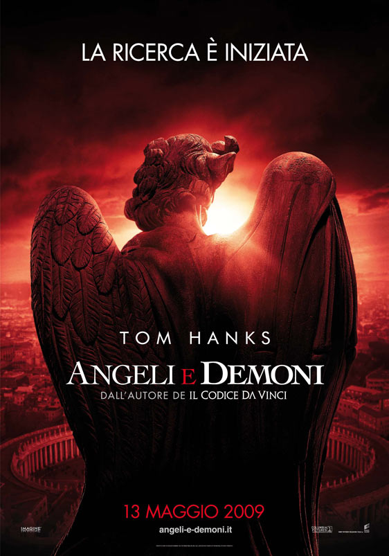 Angels & Demons Poster #9