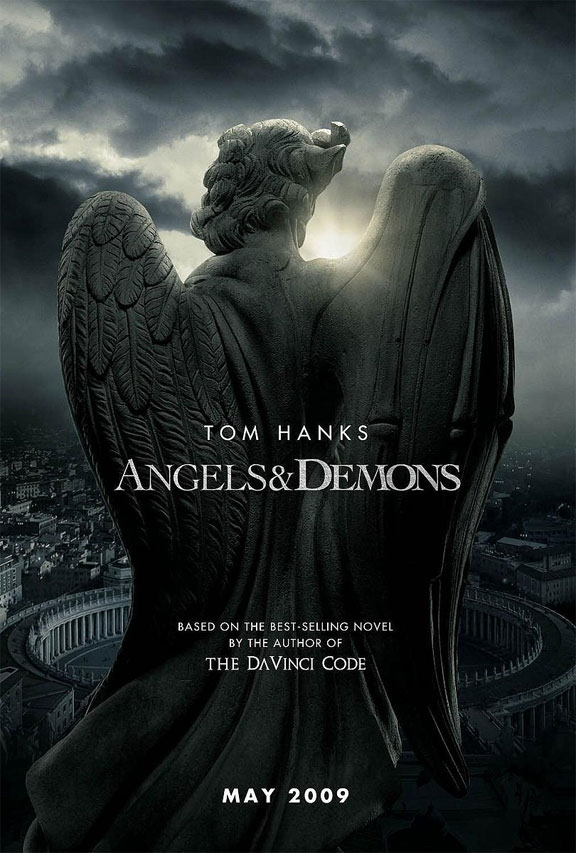 Angels & Demons Poster #1