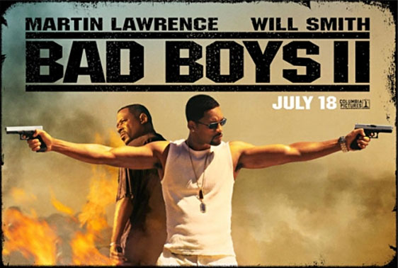 Bad Boys II Poster #2