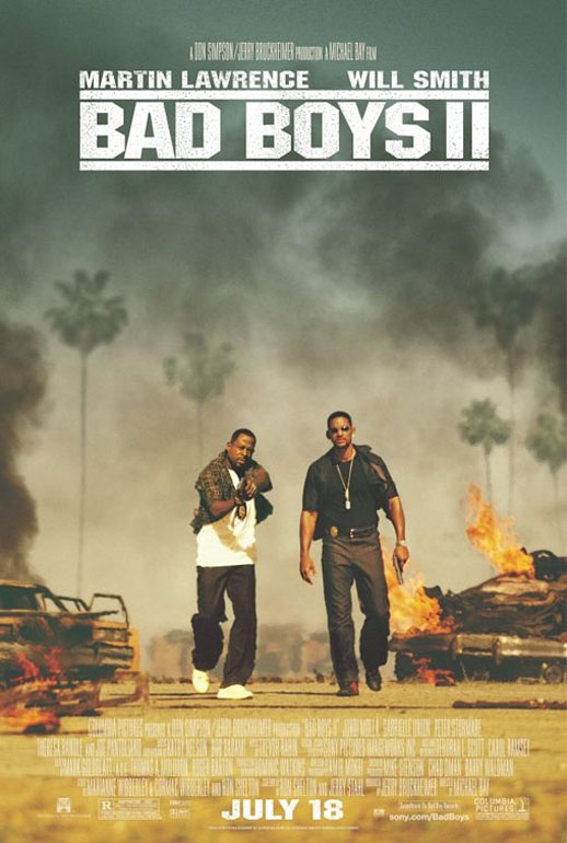 Bad Boys II Poster #3