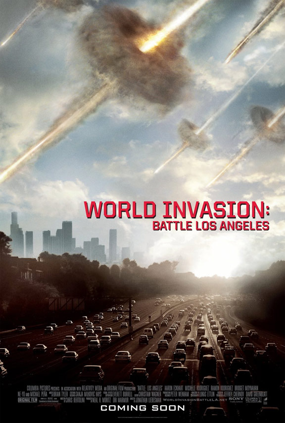 Battle: Los Angeles Poster #7