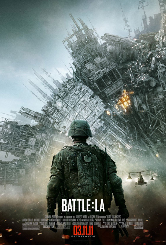 Battle: Los Angeles Poster #9