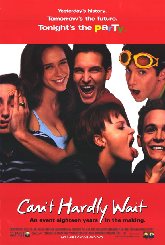 Can't Hardly Wait Poster