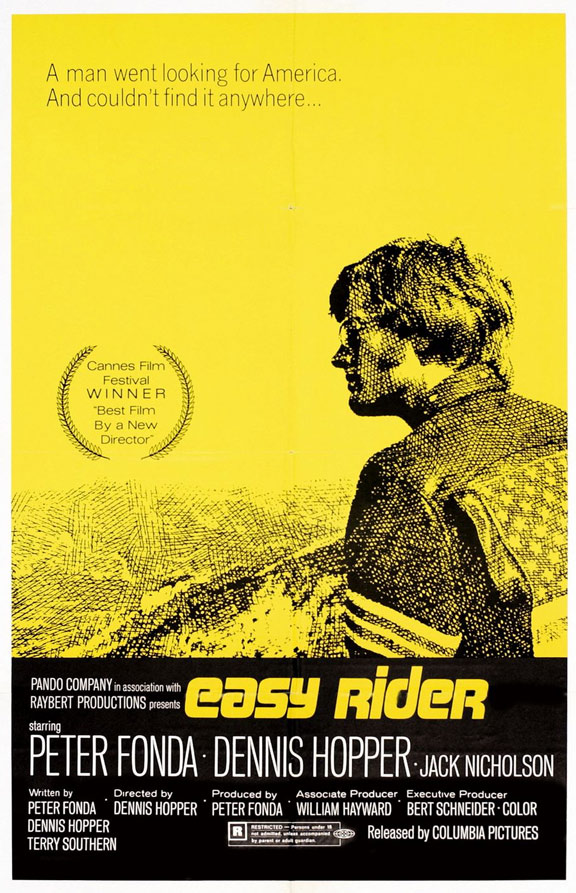 Easy Rider Poster #1