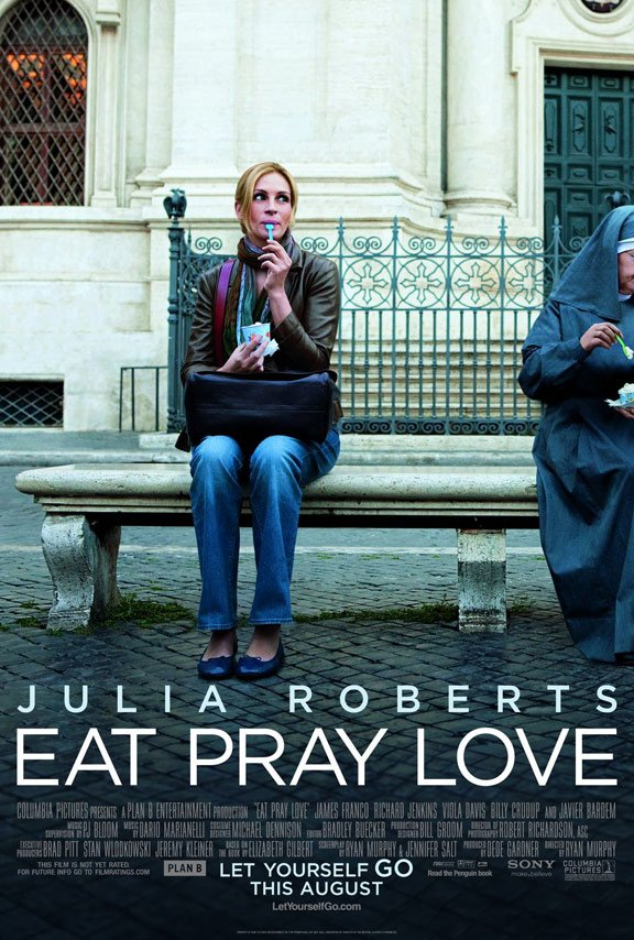 Eat, Pray, Love Poster #2