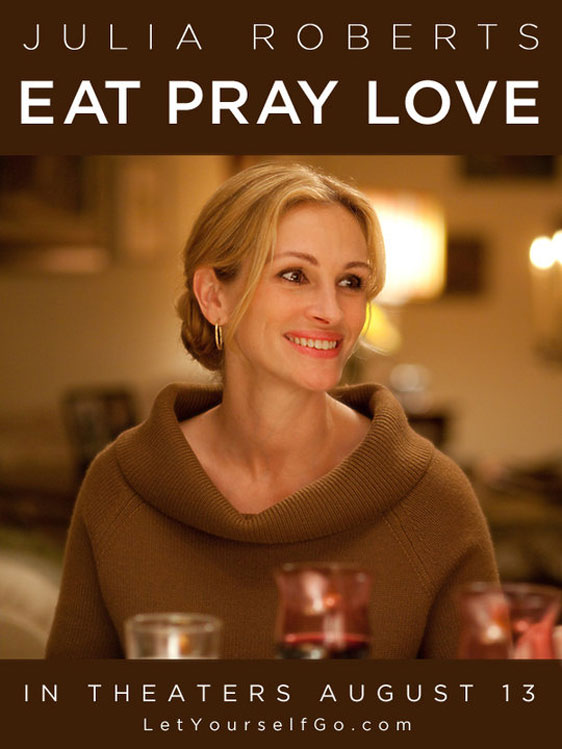 Eat, Pray, Love Poster #4