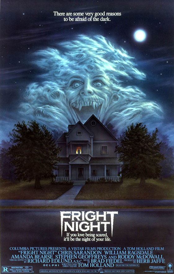 Fright Night Poster #1