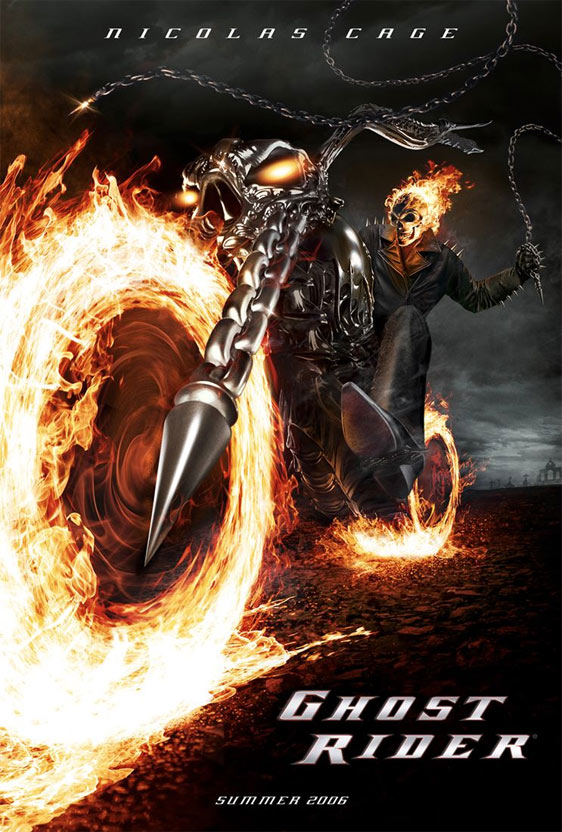 Ghost Rider Poster #3