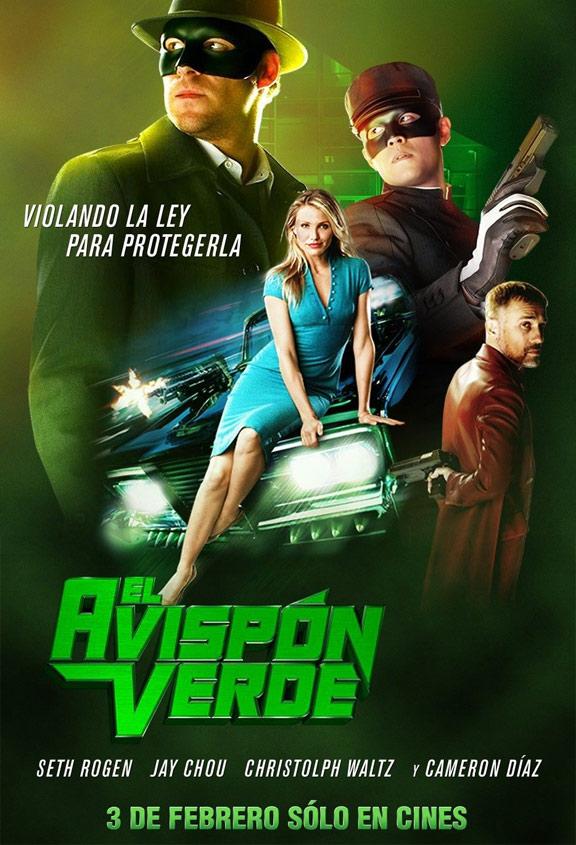 The Green Hornet Poster #3