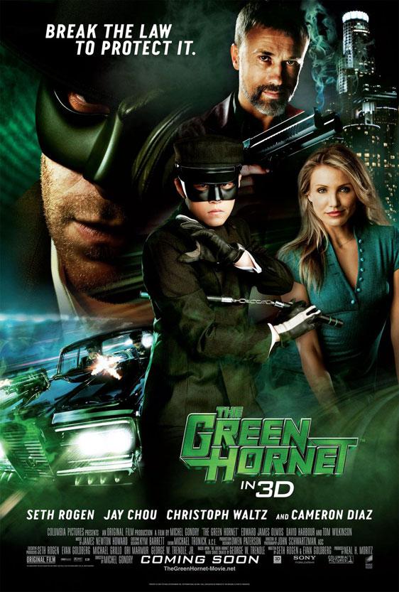 The Green Hornet Poster #9