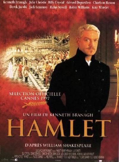 Hamlet (1996) Poster #1 - Trailer Addict