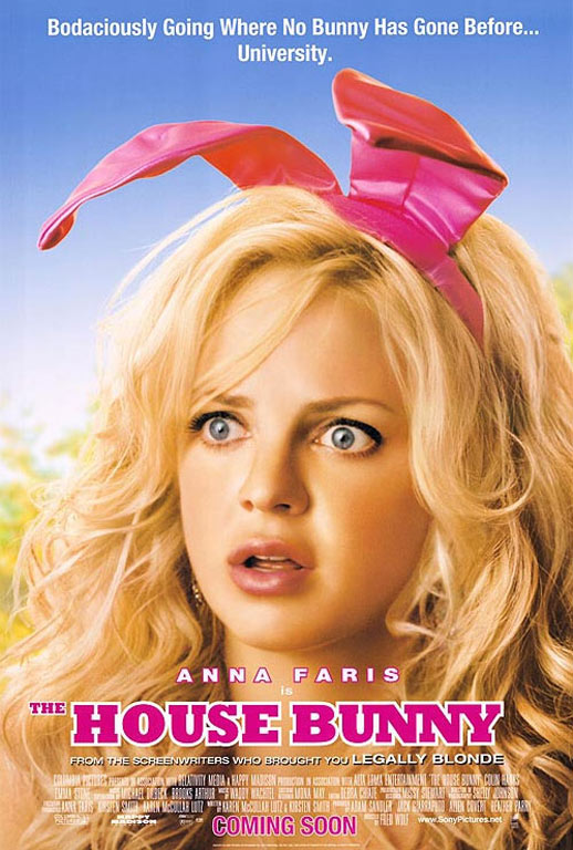 The House Bunny Poster #2