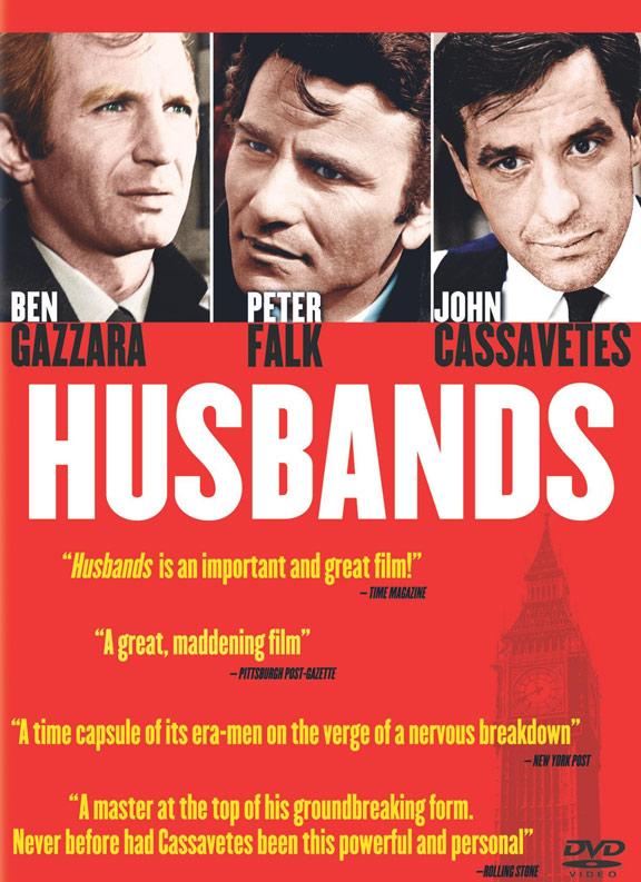 ジョン・カサヴェテス監督のハズバンズという映画