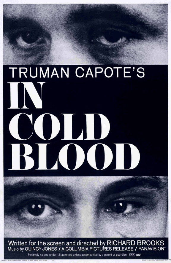 In Cold Blood Poster #2