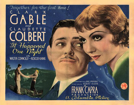 It Happened One Night Poster #2