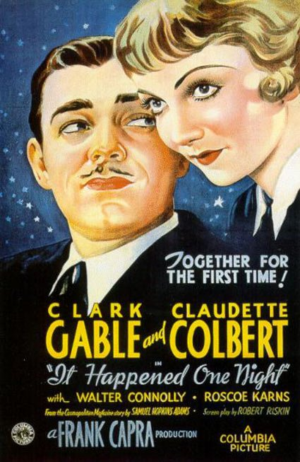 It Happened One Night Poster #3