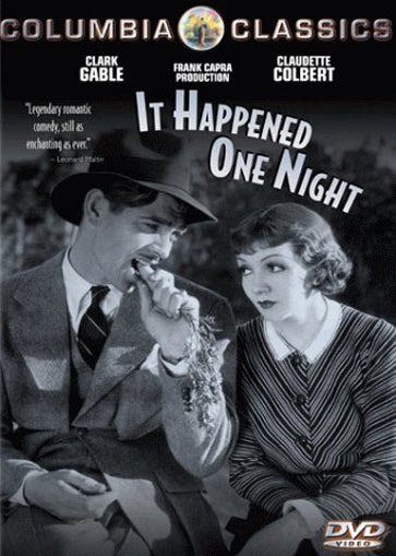 It Happened One Night Poster #4
