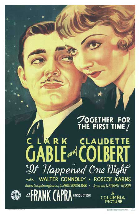 It Happened One Night Poster #1