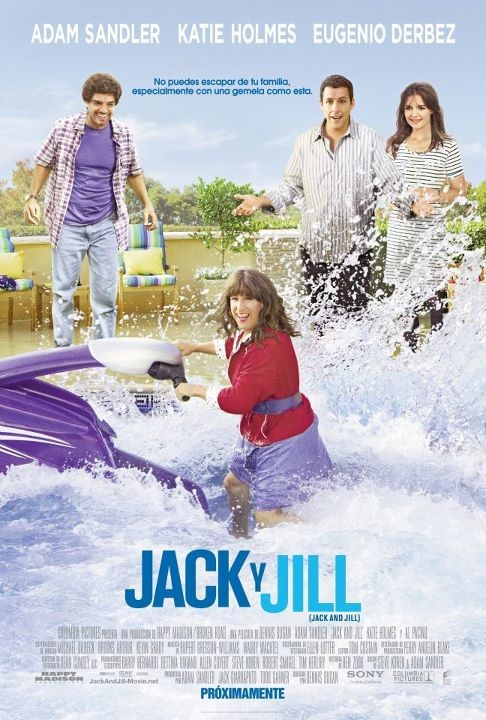 Jack and Jill Poster #2