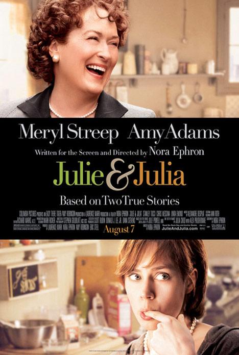 Julie & Julia Poster #2