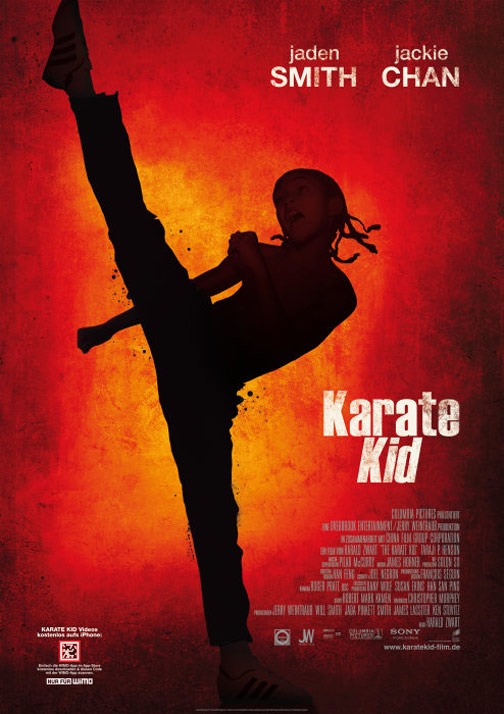 The Karate Kid Poster #2
