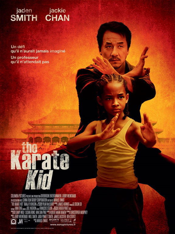 The Karate Kid Poster #3