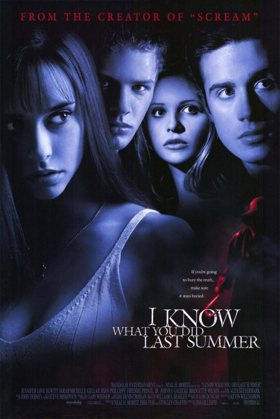 I Know What You Did Last Summer Poster #2