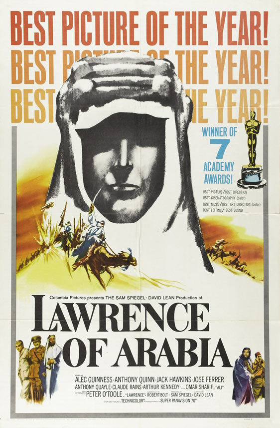 Lawrence of Arabia Poster #4