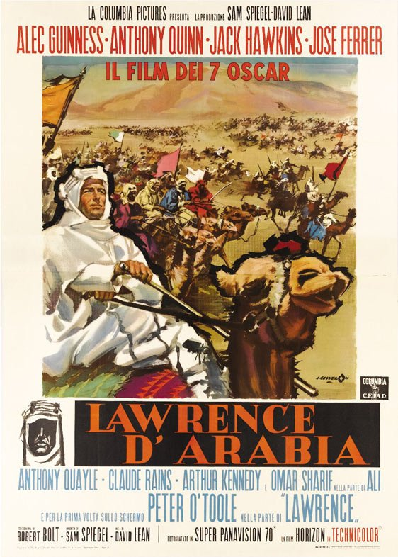 Lawrence of Arabia Poster #5