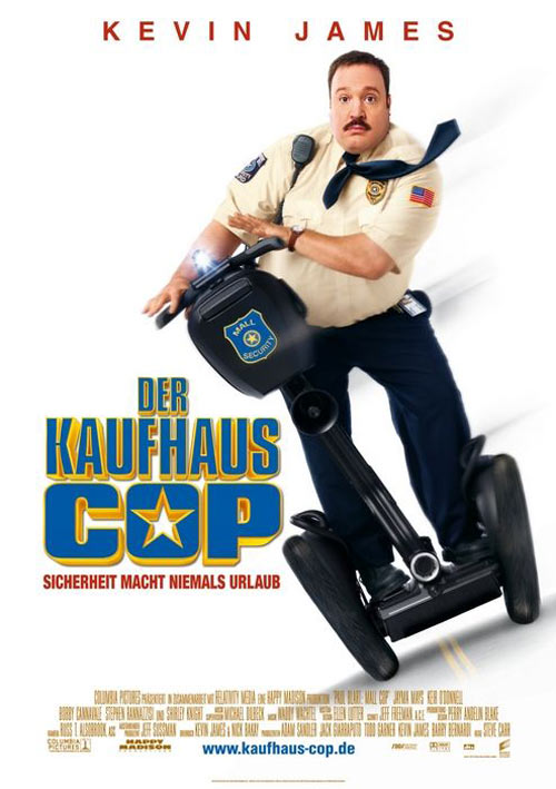 Paul Blart: Mall Cop Poster #2