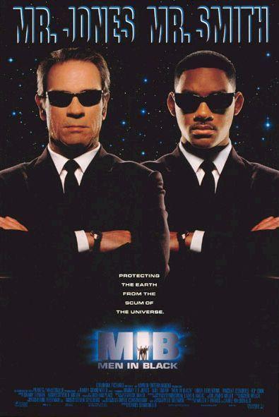 Men in Black Poster #1