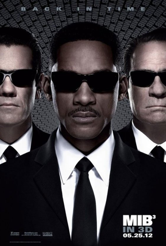 Men in Black III Poster #3