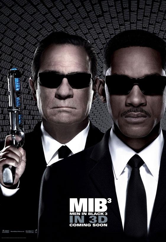 Men in Black III Poster #4