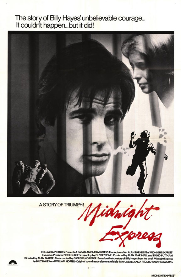 Midnight Express (1978) Posters - TrailerAddict