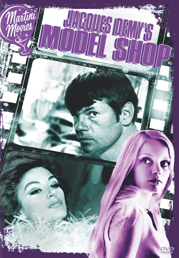 Model Shop Poster #1