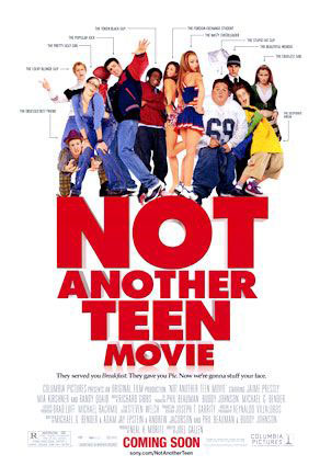 Not Another Teen Movie Poster #1