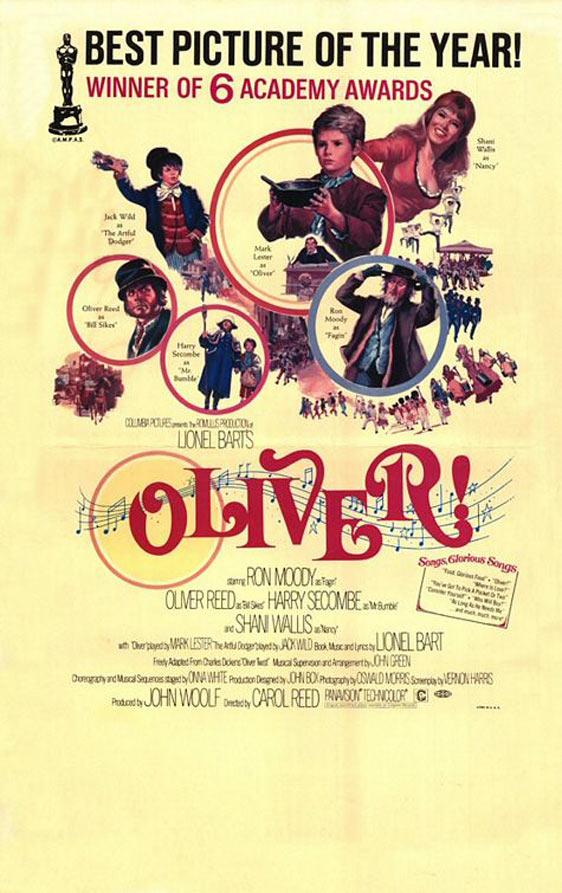 Oliver! Poster #1