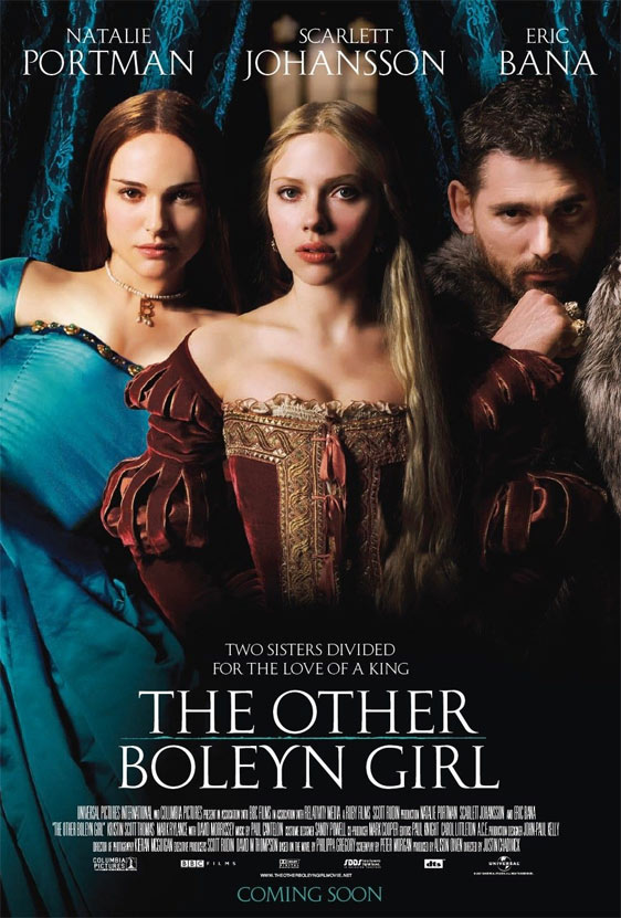 The Other Boleyn Girl Poster #2