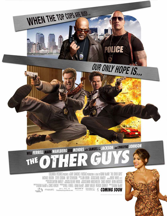The Other Guys Poster #2