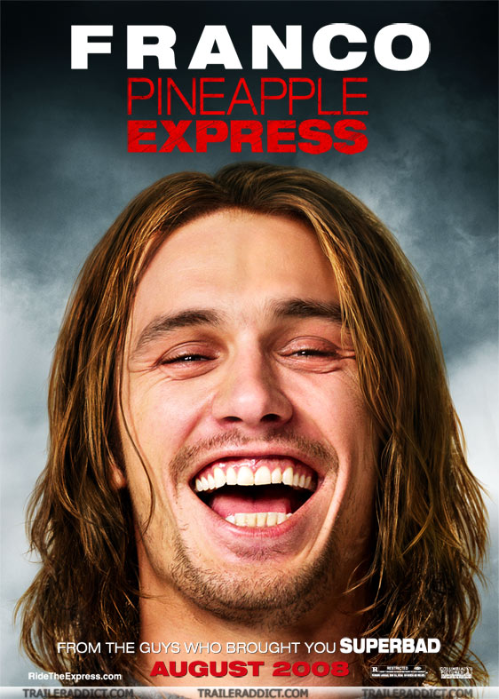 Pineapple Express Poster #2