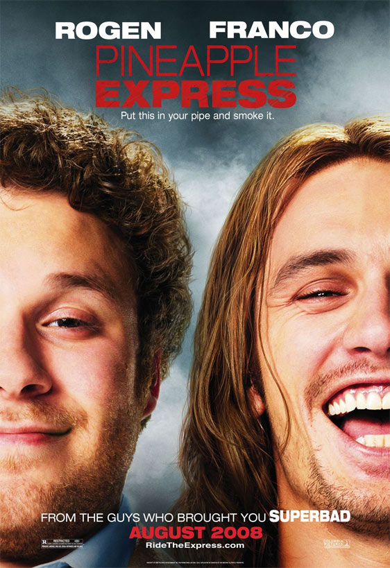 Pineapple Express Poster #4